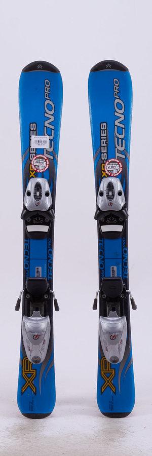 Dětské lyže TecnoPro - délka 80 cm