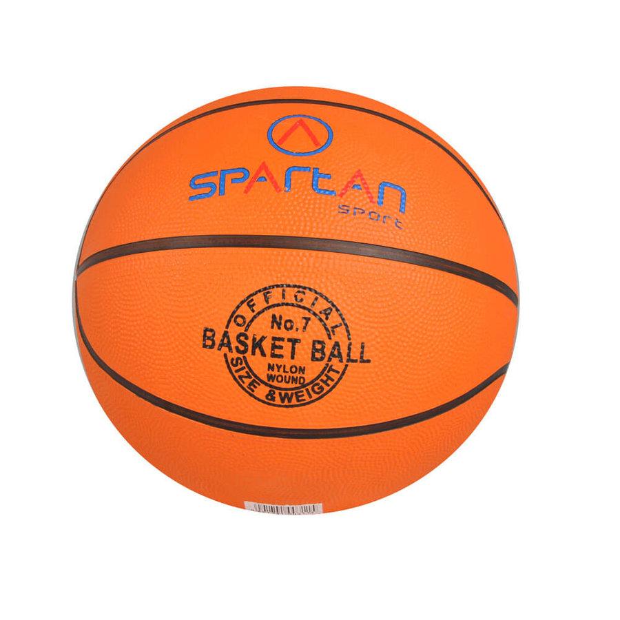 Oranžový basketbalový míč Florida, Spartan - velikost 7