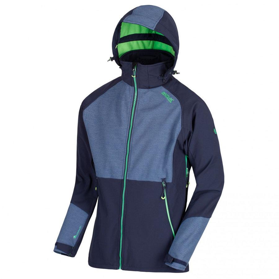 Modrá pánská bunda na běžky Regatta