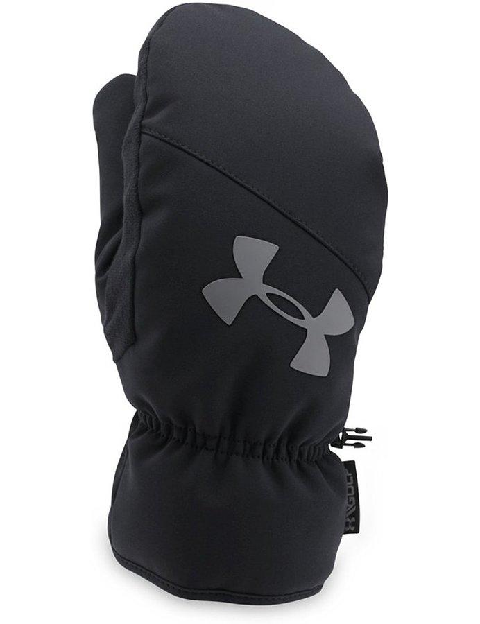 Běžecké rukavice - Pánské golfové zimní rukavice Under Armour Cart Mitts vel. S/M