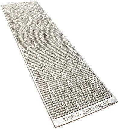 Stříbrná karimatka Thermarest - tloušťka 1,5 cm