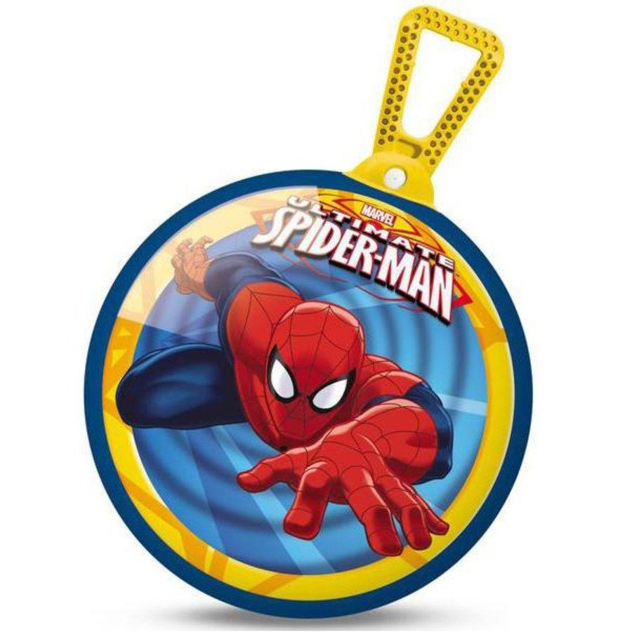 """Modrý skákací míč """"Spiderman"""", Mondo - průměr 45 cm"""