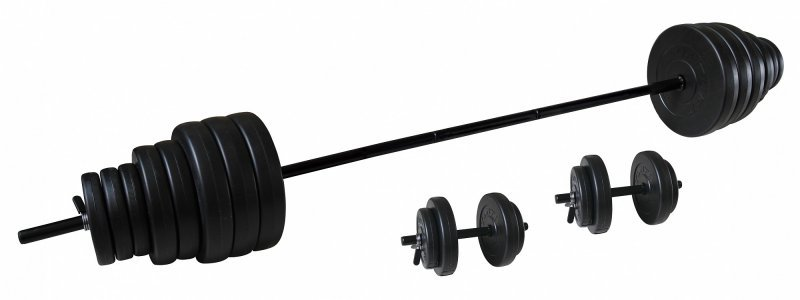 Činkový set - Činkový vynilový set 50 kg TUNTURI