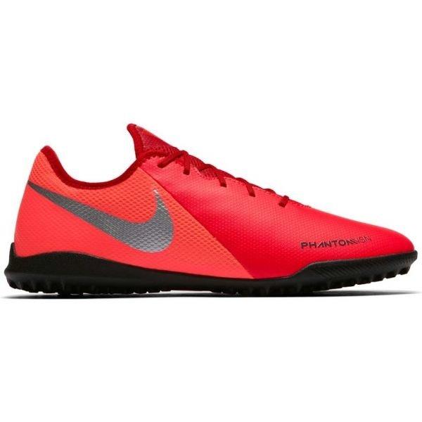 Červené pánské kopačky turfy Nike