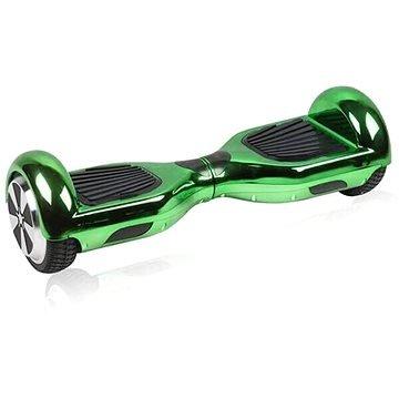 Hoverboard - Urbanstar GyroBoard B65 Chrom GREEN (8595584300803)