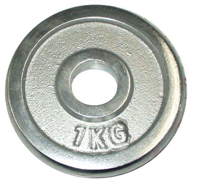 Kotouč na činky Acra - 1 kg