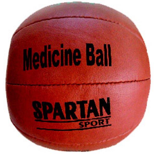 Medicinbal bez úchopů SPARTAN SPORT - 1 kg