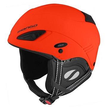Oranžová pánská lyžařská helma Mango - velikost 59-61 cm