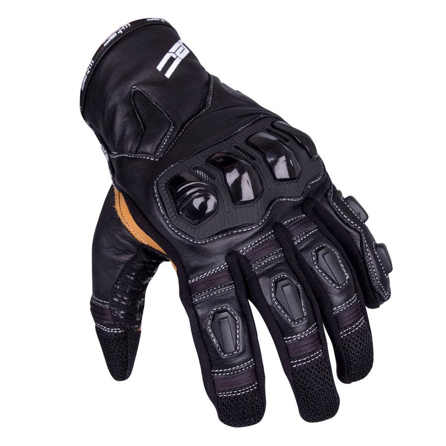 Letní rukavice na motorku Flanker B-6035, W-TEC