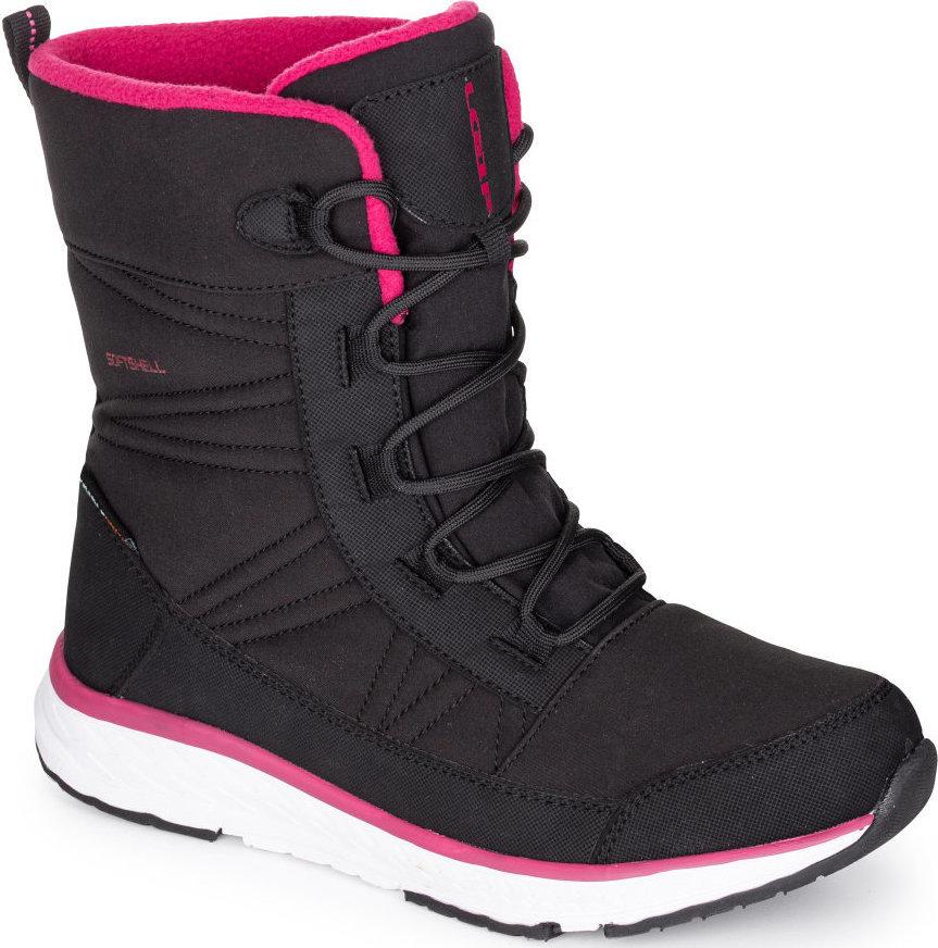 Černé dámské zimní boty Loap - velikost 40 EU