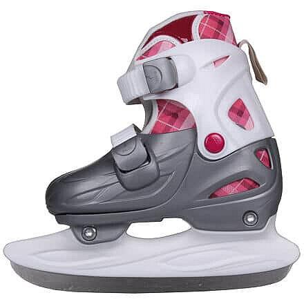Lední brusle - dětské brusle 3020 nastavitelné velikost (obuv / ponožky): EU 30-33