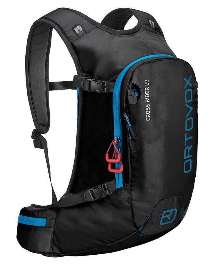 Černý turistický batoh Ortovox - objem 20 l
