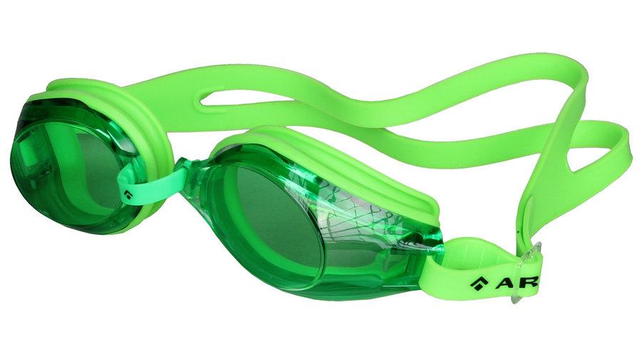 Zelené plavecké brýle Orlík, Artis