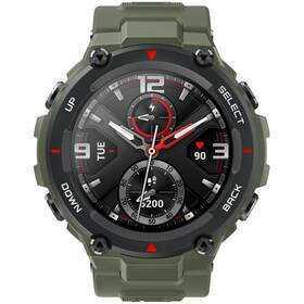 Zelené chytré hodinky T-Rex, Xiaomi