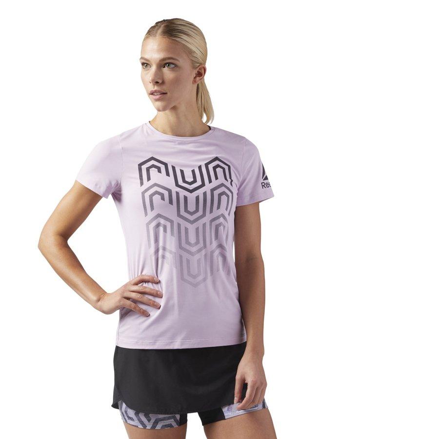 Dámské funkční tričko s krátkým rukávem Reebok