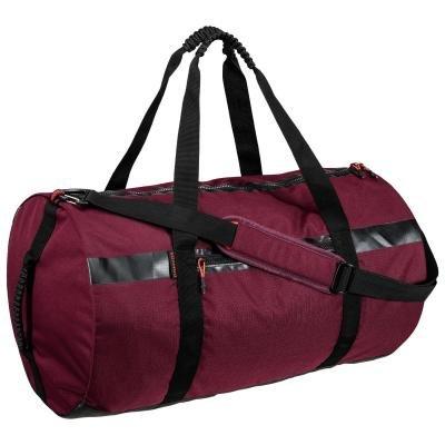 Červená sportovní taška Domyos - objem 55 l