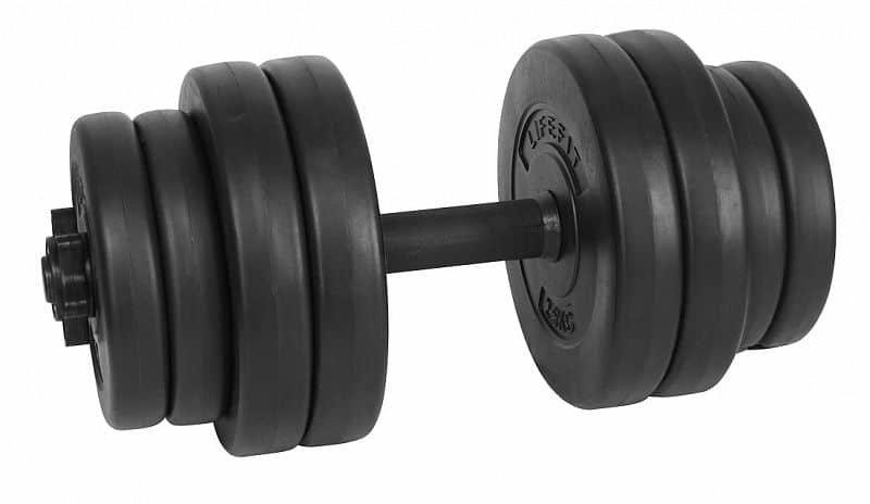 Činkový set - LIFEFIT STRONG 15kg