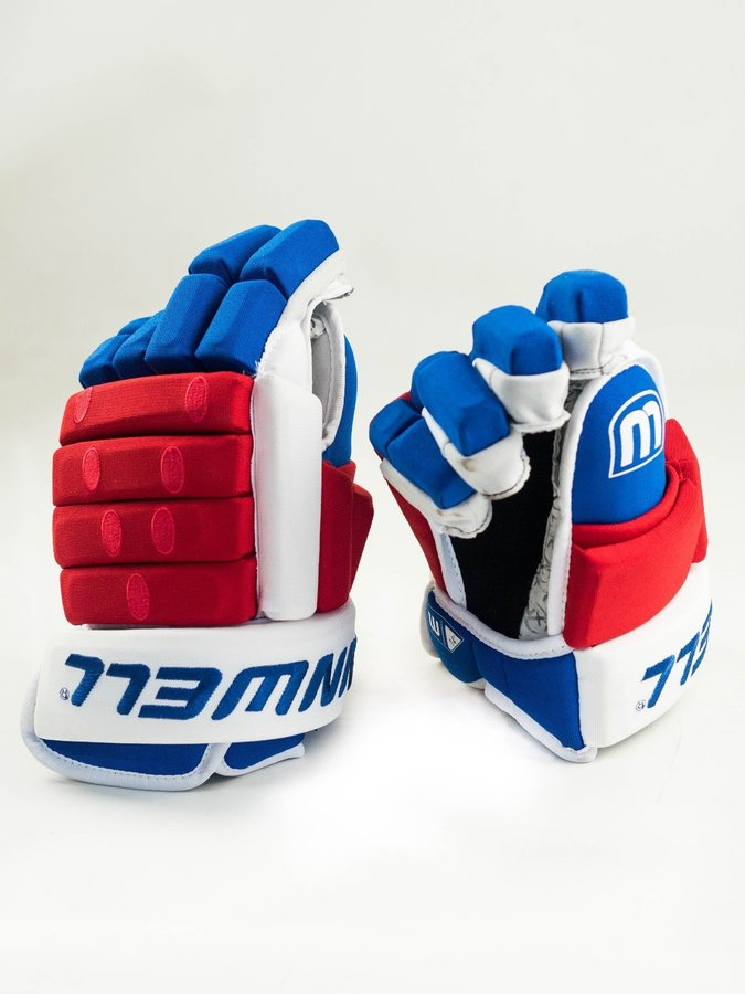 Hokejové rukavice Classic 4-Roll, Winnwell
