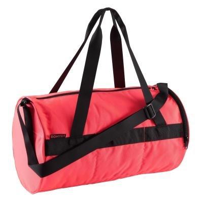 Růžová sportovní taška Domyos - objem 20 l