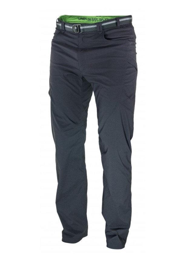 Šedé pánské kalhoty - velikost S