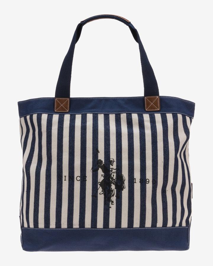 Modrá dámská kabelka U.S. Polo ASSN