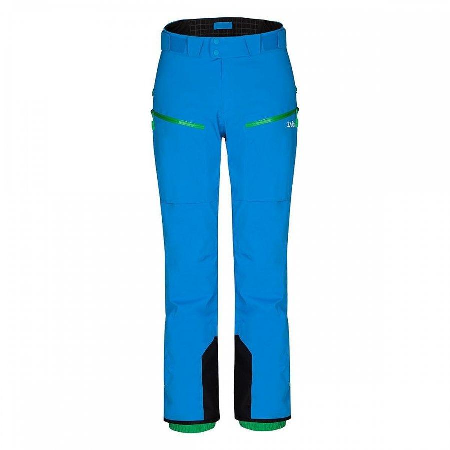 Modré pánské lyžařské kalhoty Zajo