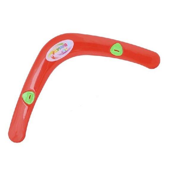 Plastový bumerang