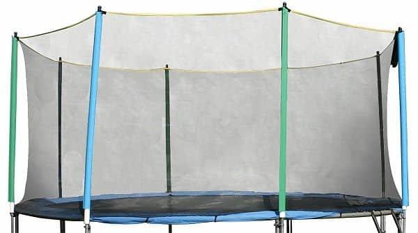 Ochranná síť na trampolínu inSPORTline - průměr 183 cm