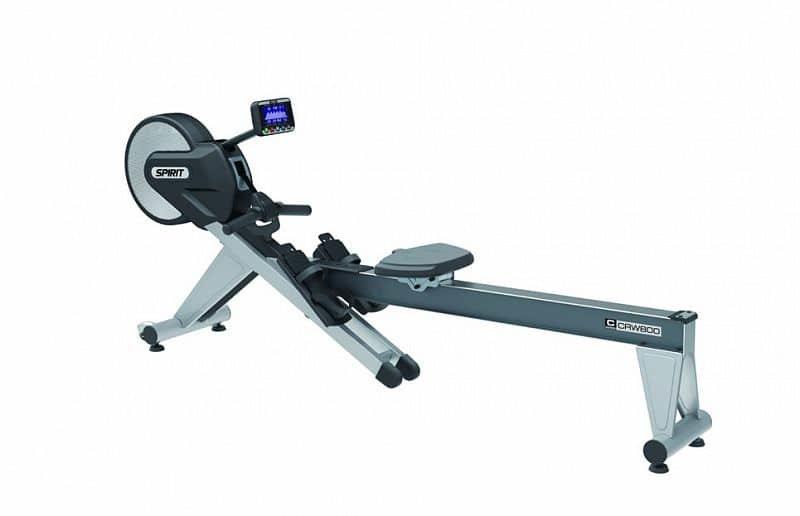 Veslovací trenažér CRW800, Sole Fitness - nosnost 204 kg
