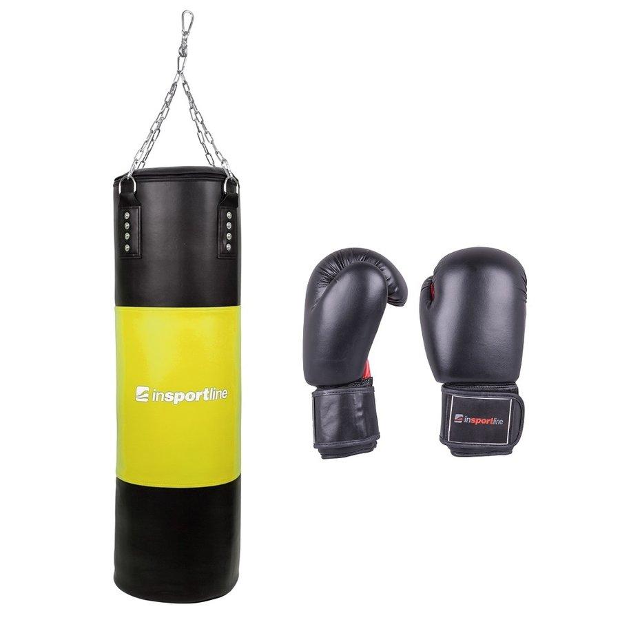 Boxovací sada inSPORTline 1x pytel, 1x rukavice