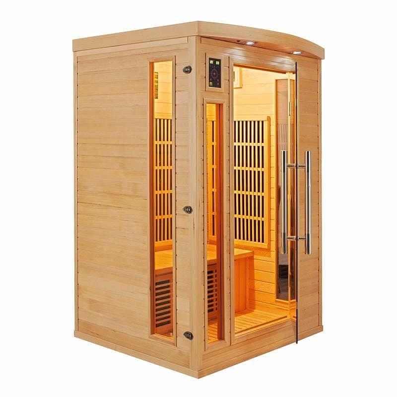 Infrasauna pro 2 osoby Apollon 2, France Sauna