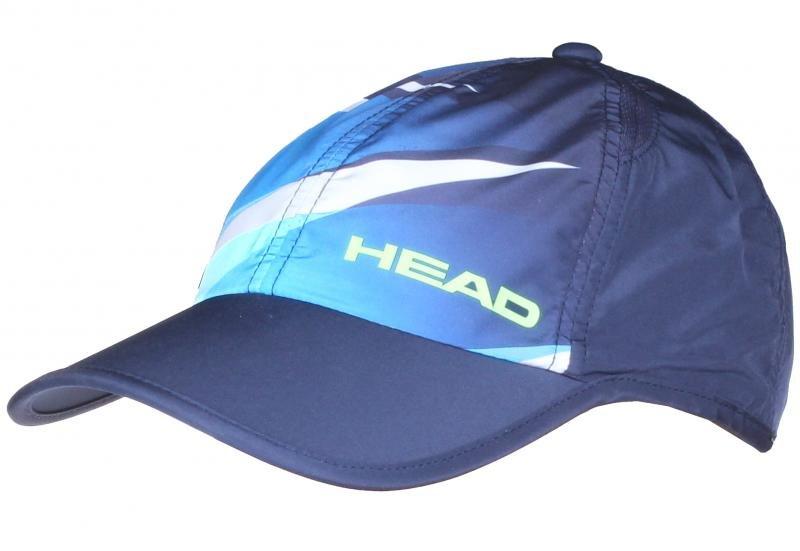 Tenisová kšiltovka - Light Function Cap 2017 čepice s kšiltem modrá