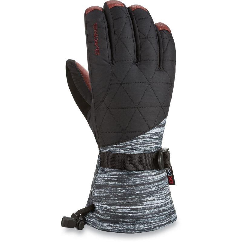 Černé zimní rukavice Dakine - velikost S