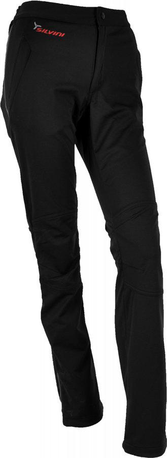 Černé dámské kalhoty na běžky Silvini