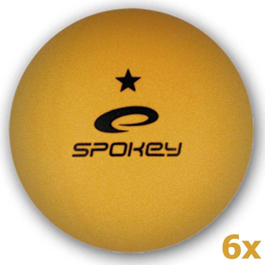 Míček na stolní tenis Spokey - 6 ks