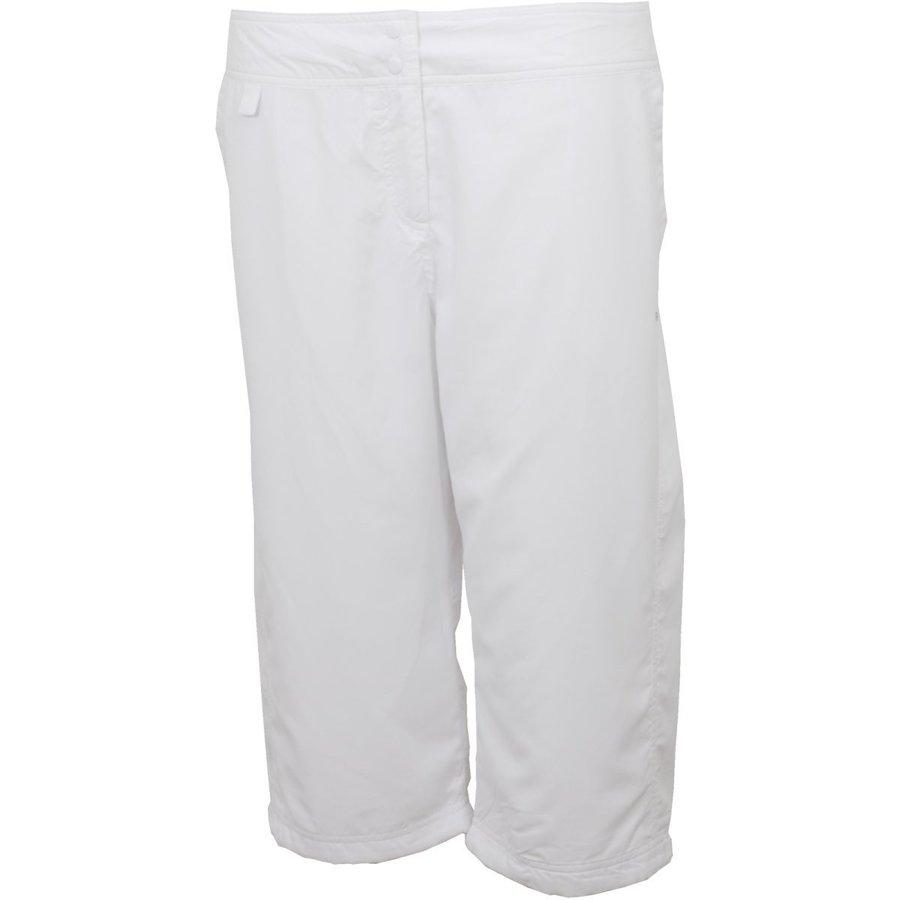 Bílé 3/4 dámské kalhoty Reebok - velikost L