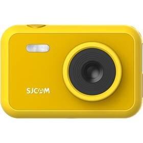 Žlutá outdoorová kamera F1 Fun Cam, SJCAM