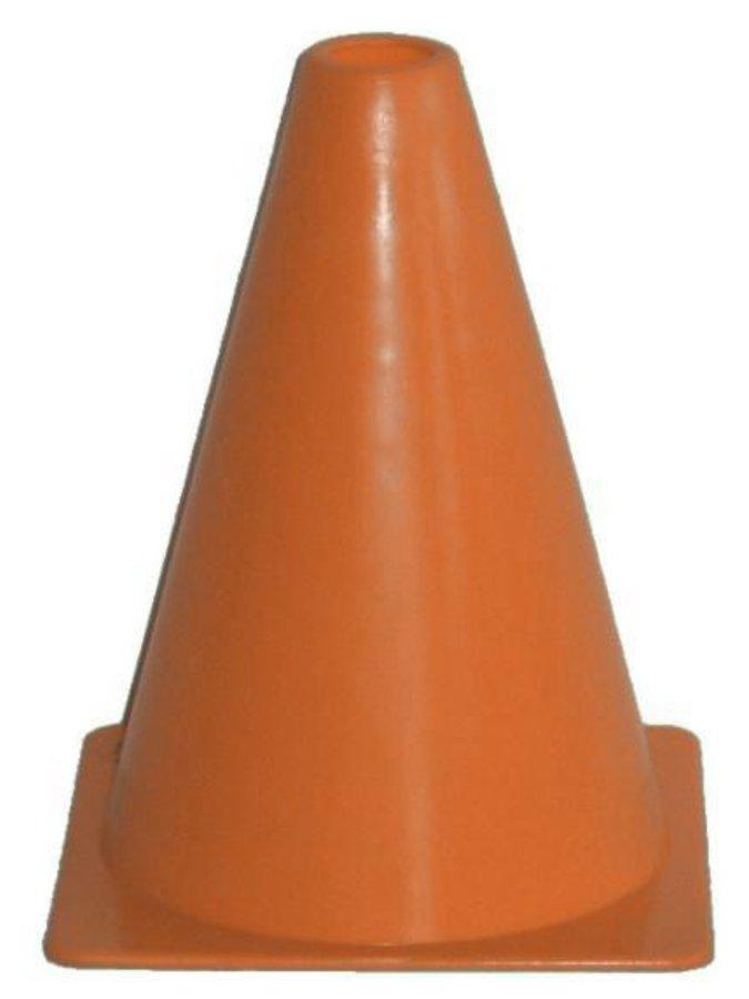 Oranžový tréninkový kužel Sedco - 1 ks