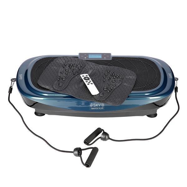 Vibrační plošina s gumovými expandéry SVP17, SKY - nosnost 150 kg