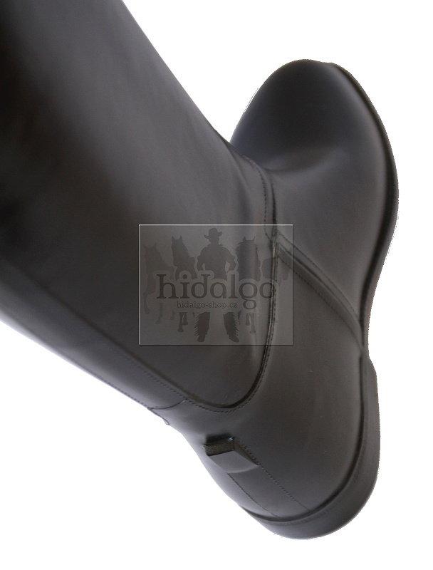 6c44ef4830b PVC vysoké pánské jezdecké boty - obuv s gumou HKM - velikost 45 EU ...