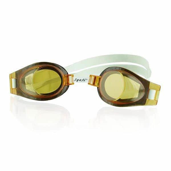 Oranžové plavecké brýle G2009, SPOTI