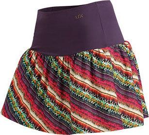 Fialová dámská sukně Litex - velikost S
