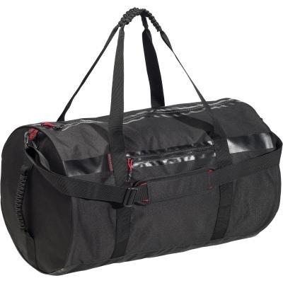 Šedá sportovní taška Domyos - objem 55 l