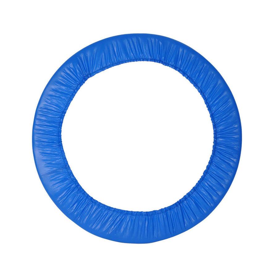 Modrý kryt pružin na trampolínu Spartan - průměr 140 cm a šířka 15 cm
