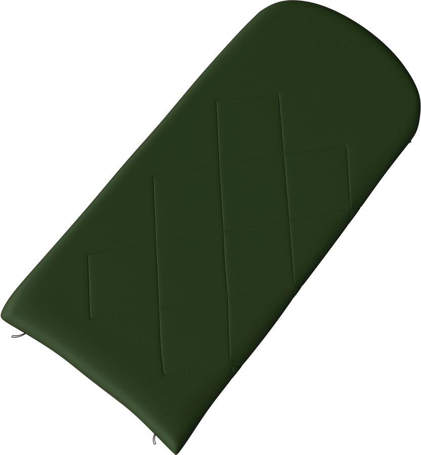 Zelený spací pytel Husky - délka 220 cm