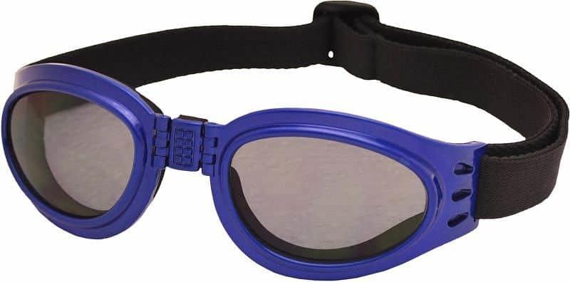 Modré běžecké brýle TT Blade Fold, Rulyt
