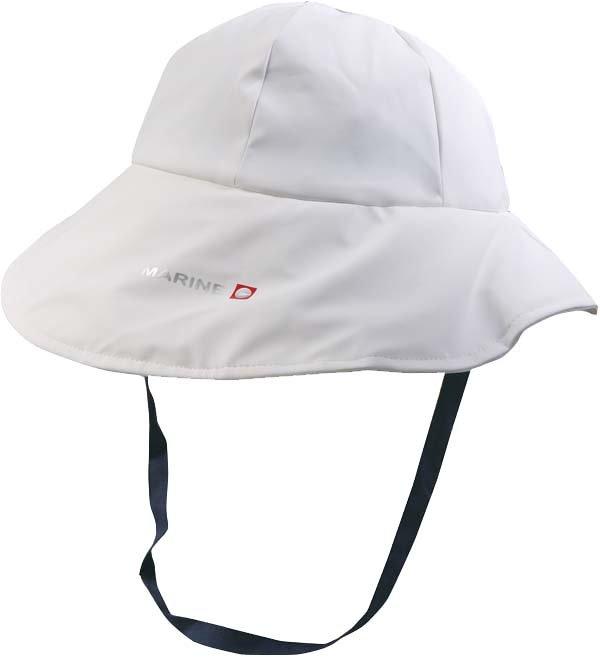 Klobouk - MARINE - klobouk do deště - bílý