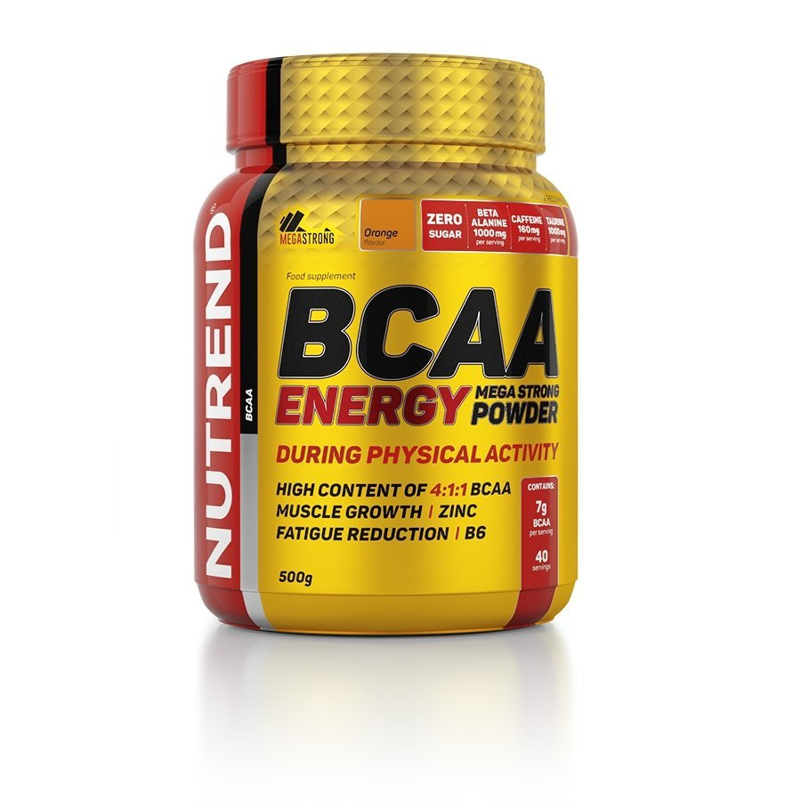 "BCAA Nutrend ""malina"" - 500 g"