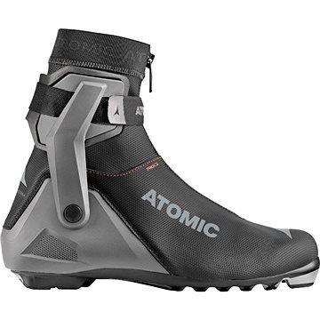 Černo-šedé pánské boty na běžky Atomic - velikost 45 EU
