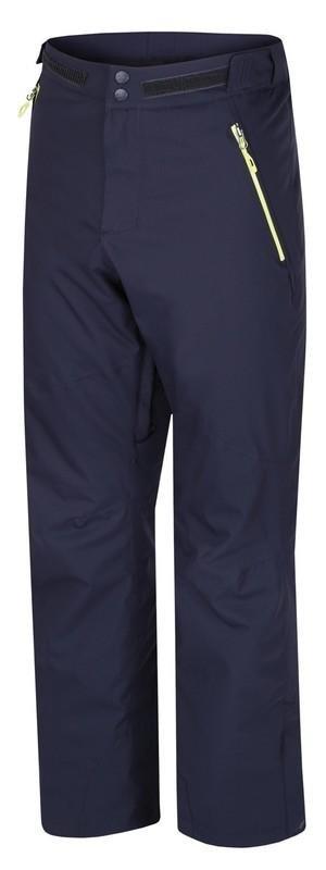 Modré pánské lyžařské kalhoty Hannah - velikost XXL